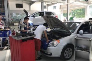 5 cấp bảo dưỡng định kỳ theo số km quan trọng cho ô tô 2