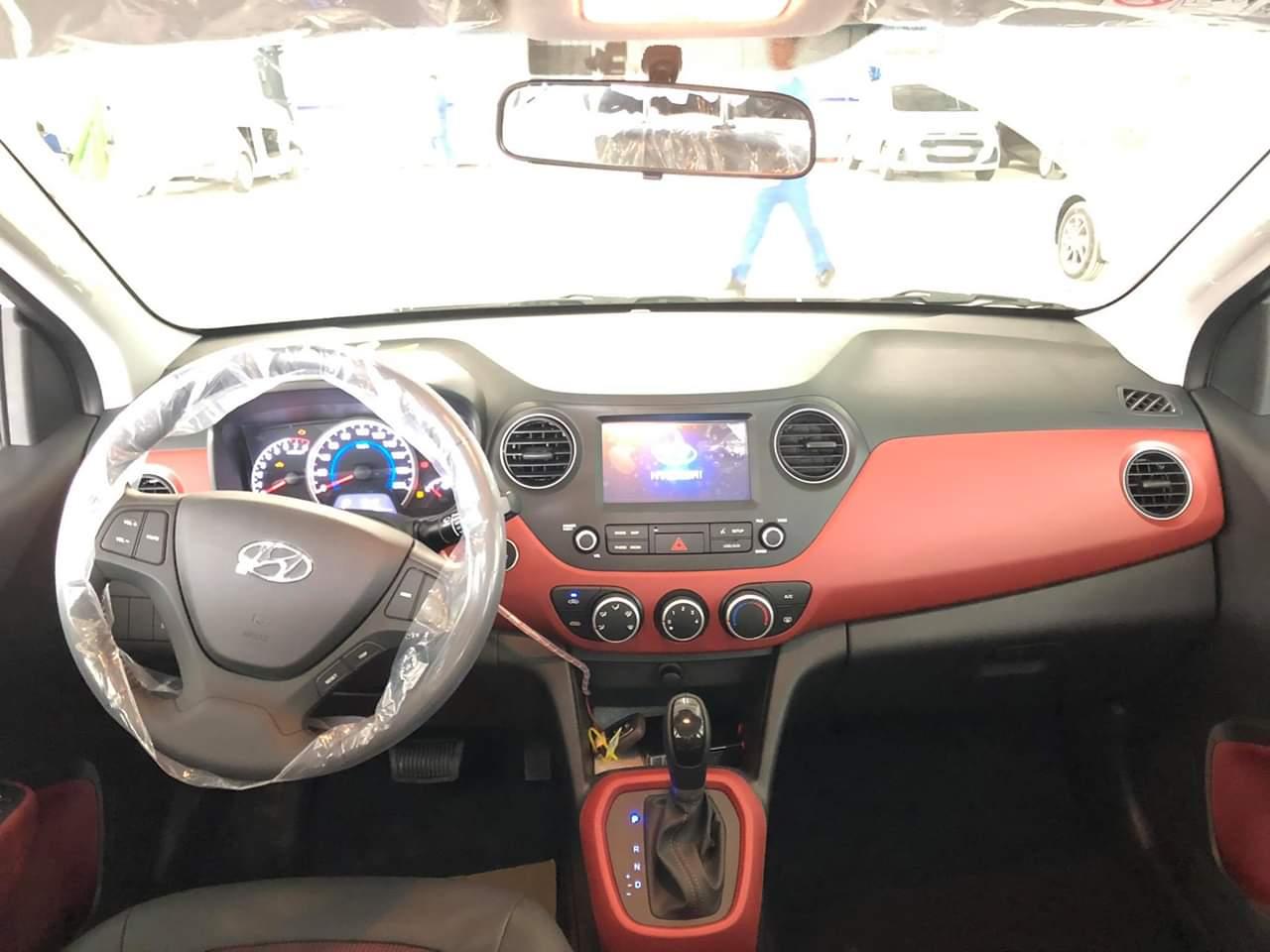 Báo giá xe Hyundai Grand i10 1.2 AT Hatchback bản mới nhất 2019