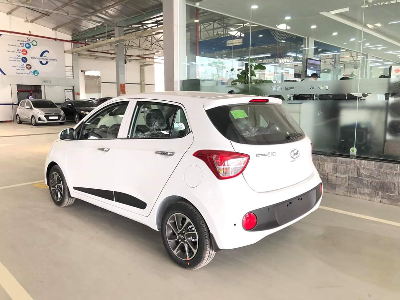 Báo giá xe Hyundai Grand i10 1.2 MT Hatchback mới nhất 2019