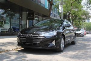 Hyundai Elantra 1.6 AT 2019