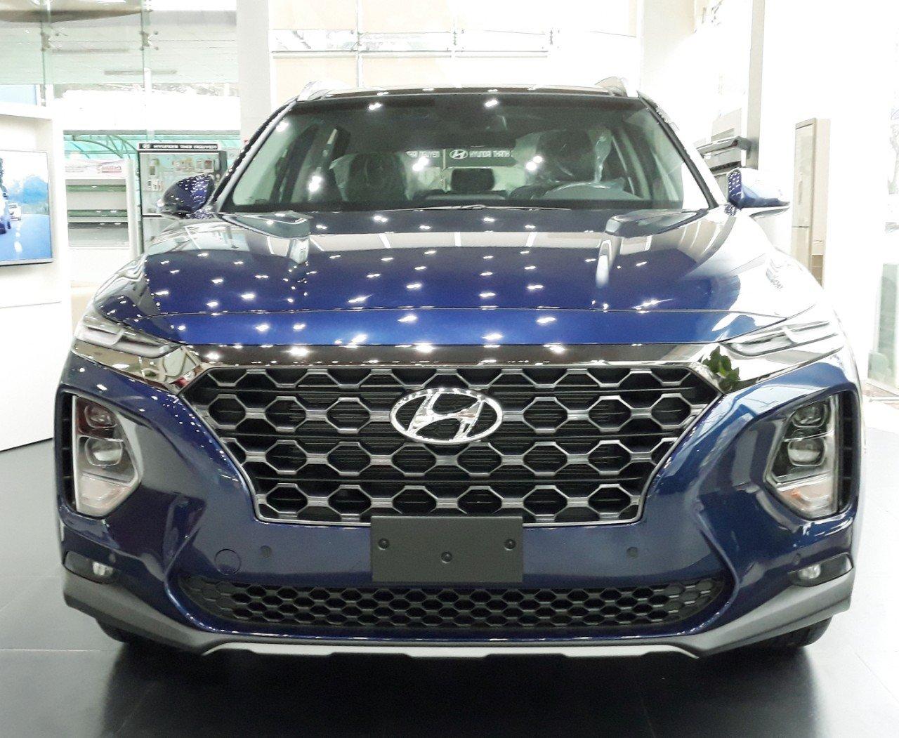 Hyundai Santafe 2.4 xăng cao cấp (2)