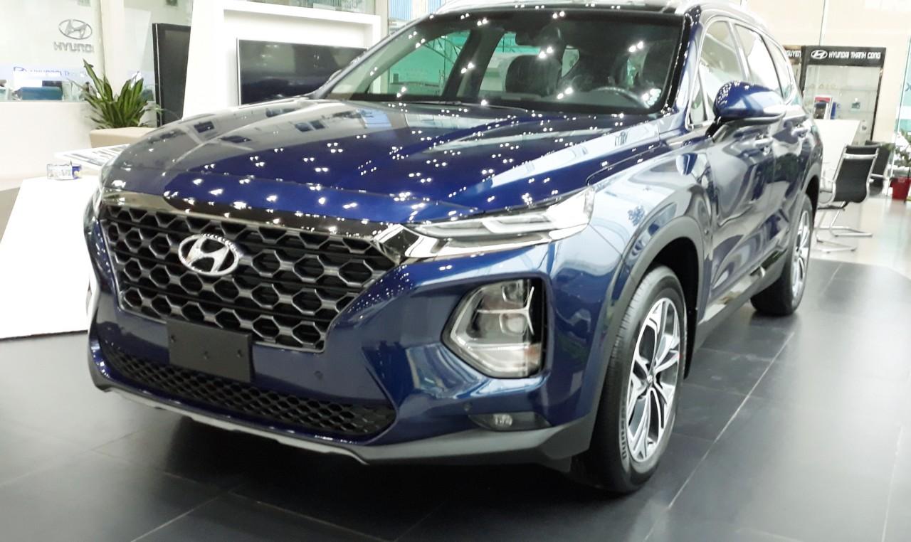 Hyundai Santafe 2.4 xăng cao cấp (3)