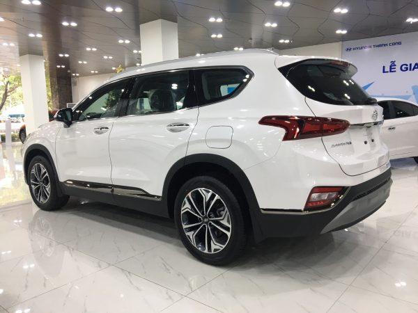 Hyundai Santafe máy dầu đặc biệt 2019 (3)
