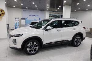 Hyundai Santafe máy dầu đặc biệt 2019 (4)