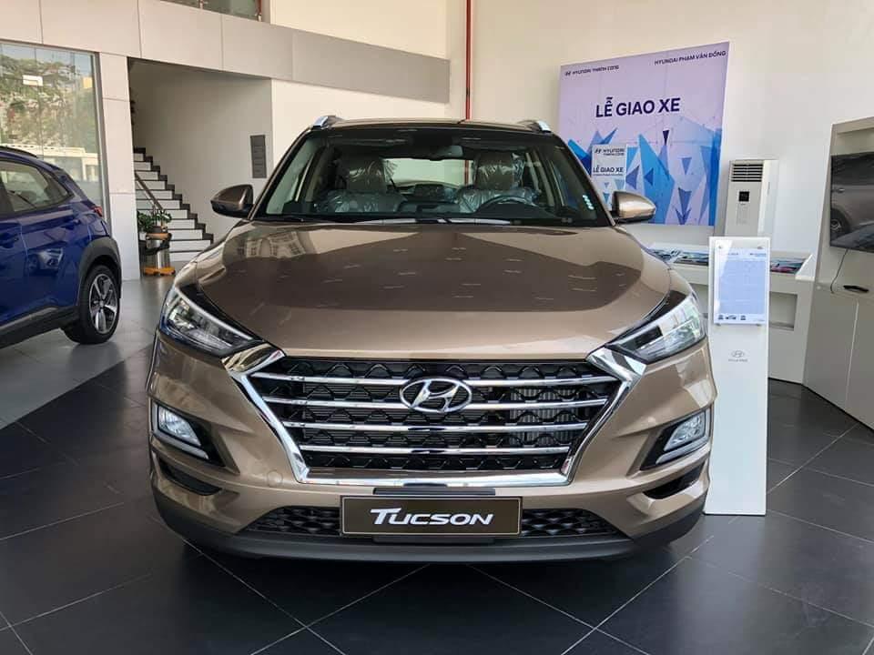 Hyundai Tucson 2.0 AT Dầu đặc biệt 2019 (1)