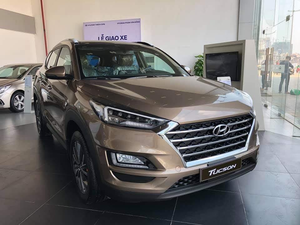 Hyundai Tucson 2.0 AT Dầu đặc biệt 2019 (2)