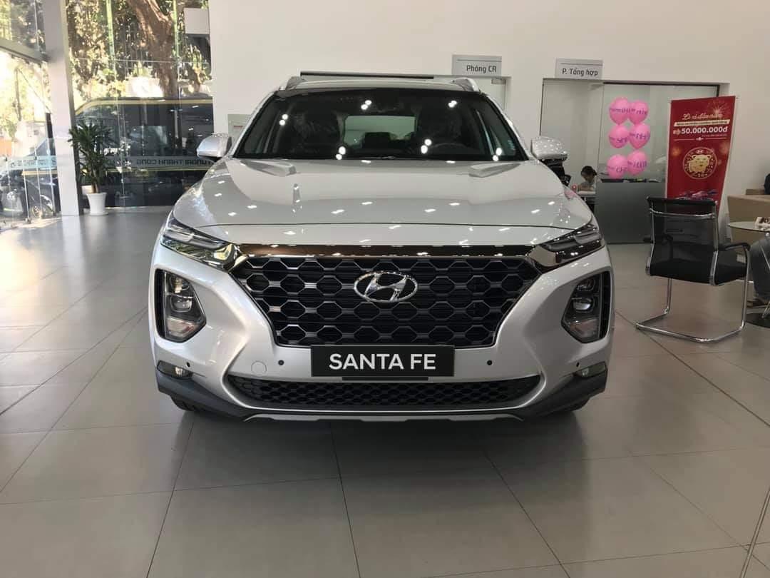 Hyundai santafe 2.4 xăng đặc biệt 2019 (1)