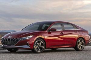 Hyundai Elantra 2021 chinh thuc ra mat thi truong toan cau 1