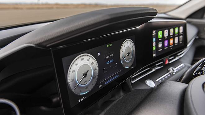 Hyundai Elantra 2021 chinh thuc ra mat thi truong toan cau 10