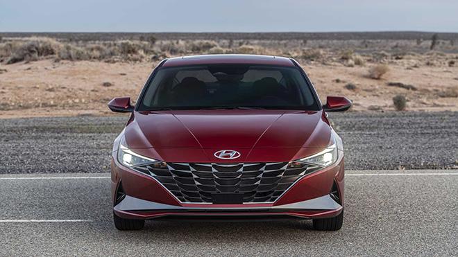 Hyundai Elantra 2021 chinh thuc ra mat thi truong toan cau 3