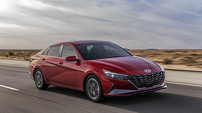 Hyundai Elantra 2021 chinh thuc ra mat thi truong toan cau 6