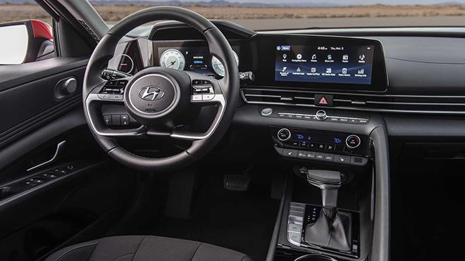 Hyundai Elantra 2021 chinh thuc ra mat thi truong toan cau 8