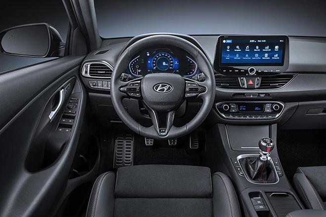 Thiet ke Hyundai i30 2021 the thao va hien dai 10