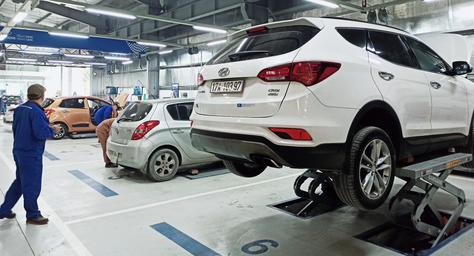 tc motor nâng bảo hành lên 5 năm cho các dòng xe du lịch