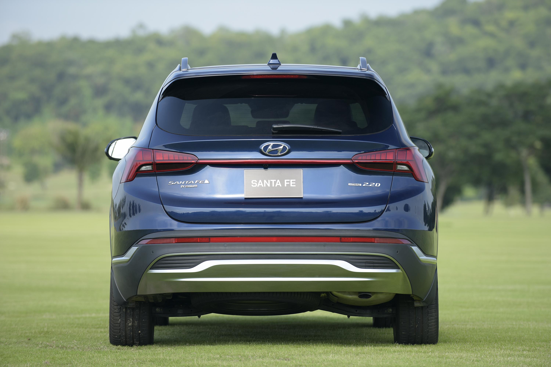 Hyundai Santa Fe 2021 - 18